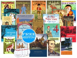 Early American History Primary Pack - Beautiful Feet Books