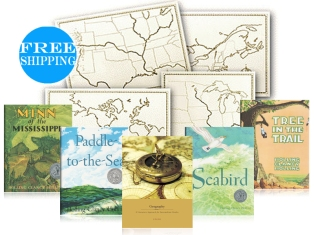 Geography Through Literature Pack - Beautiful Feet Books